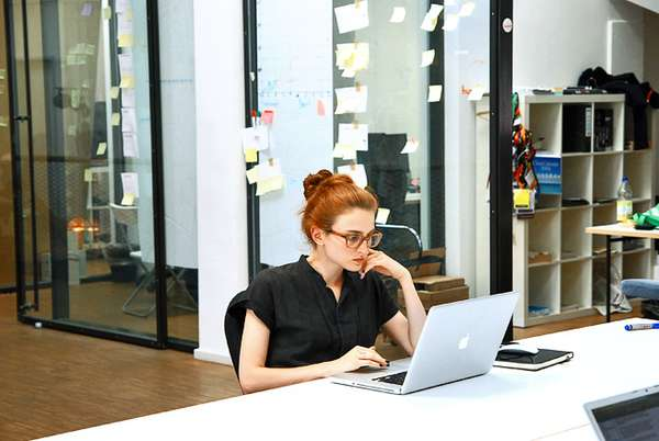 Transparent Office Spaces
