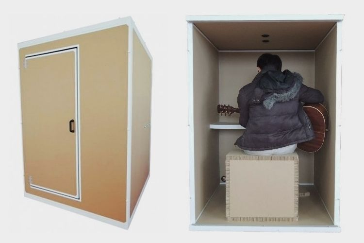 Home Studio Soundproof Booths