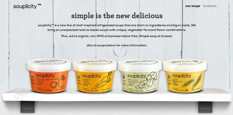 Single-Serving Soup Containers