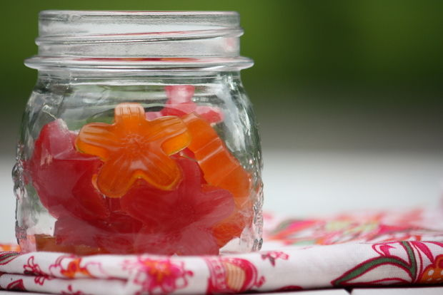 Naturally Flavored Gummies