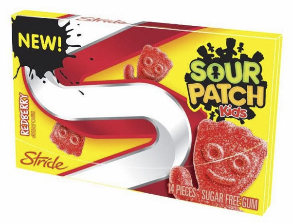 Candy-Inspired Gum