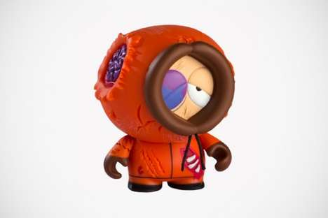 South Park x Kidrobot 'Dead Kenny'