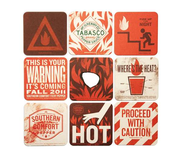 Feisty Flame Packaging