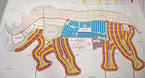 southern sudan urban redesign project