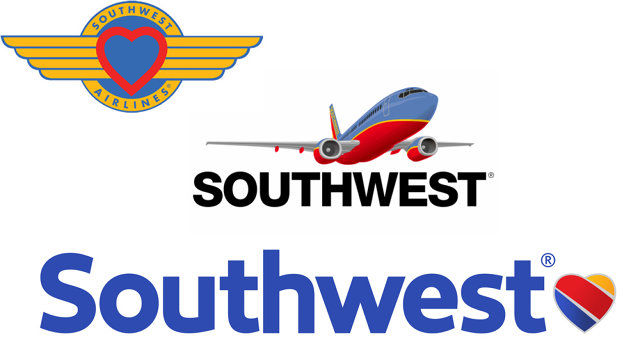 Hearty Airline Logo Makeovers