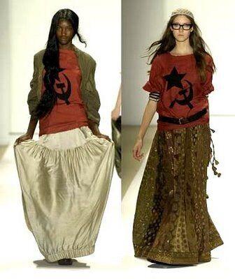 Soviet-Inspired Fashion