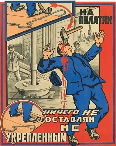 soviet union work safety