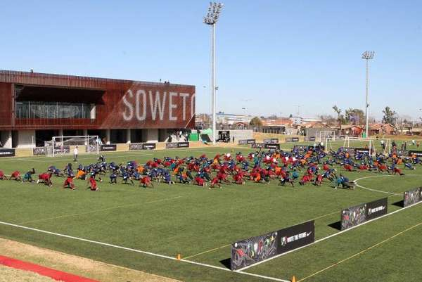 Sustainable Soccer Centres