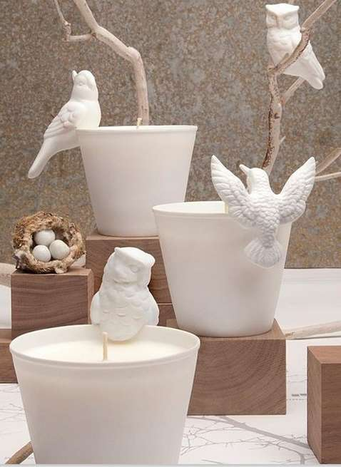 Avian Candle Accessories