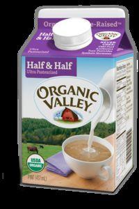 Organic Coffee Creamers