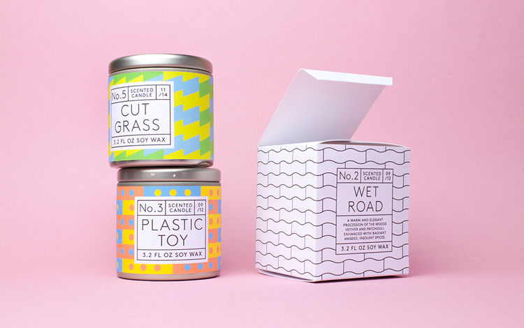 Quirky Soy Candles