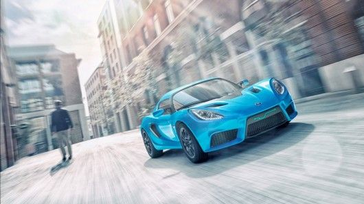 Speedy Electric Cars