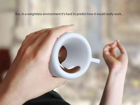 Caffeine in Space