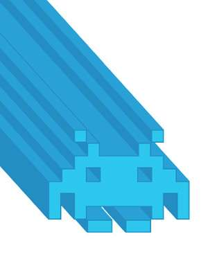 Space Invader Prints
