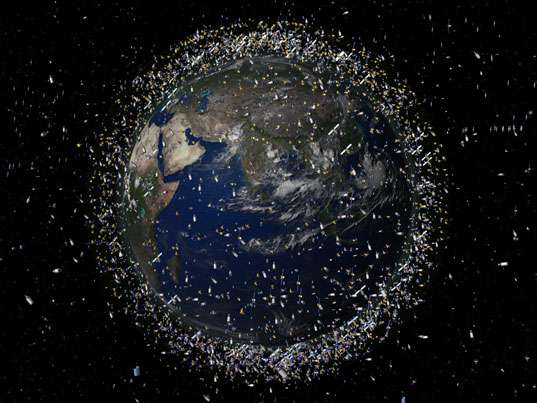 Space Junk Nets