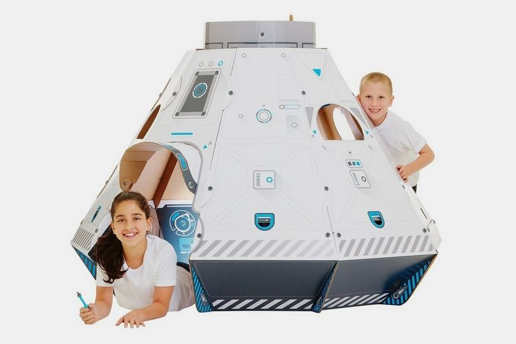 Cardboard Spaceship Kits
