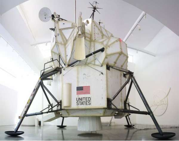 Space Exploration Sculptures
