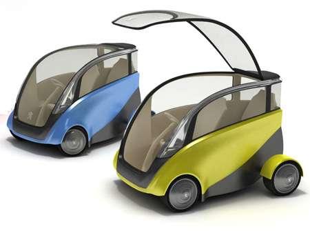 Mega Compact Eco Cars