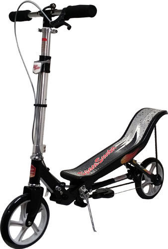 Family-Friendly Scooters