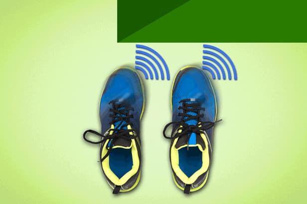 Vibrating Astronaut Footwear
