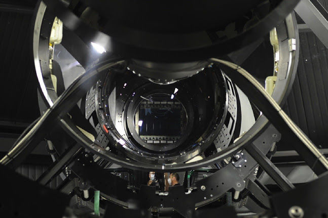 Powerful Object-Tracking Telescopes