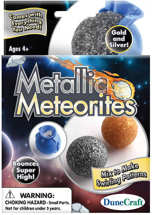 Bouncing Meteor Toys