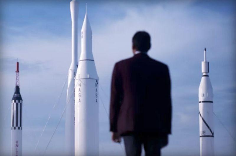 Space Travel Webseries