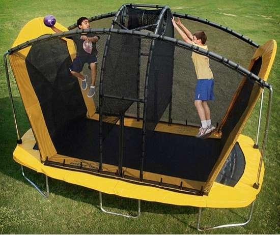 Astronaut Trampolines