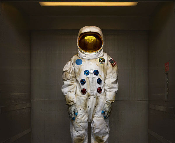 Astronautic Earth Discovery Portraits