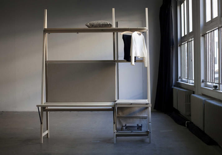 Multifunctional Minimalist Furniture Space Saving