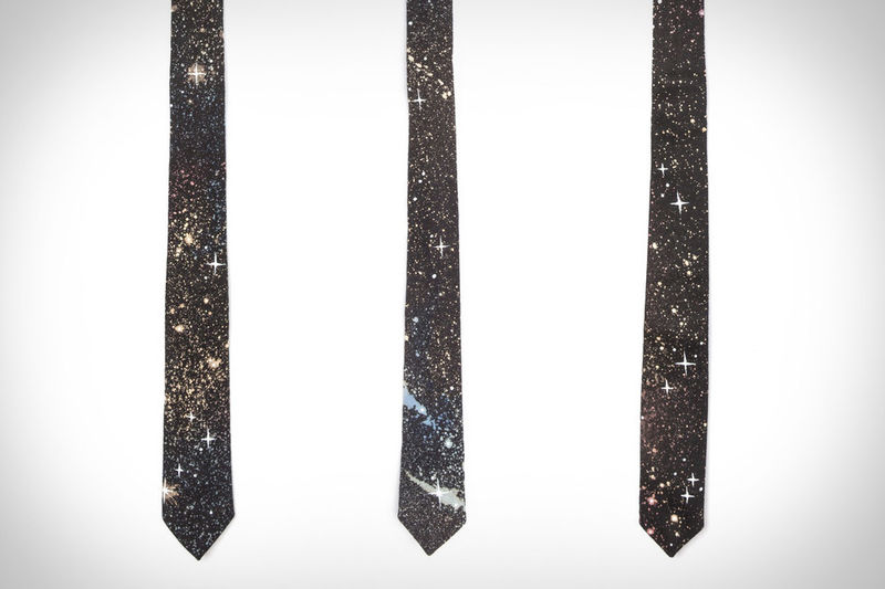 Astronomy-Inspired Ties