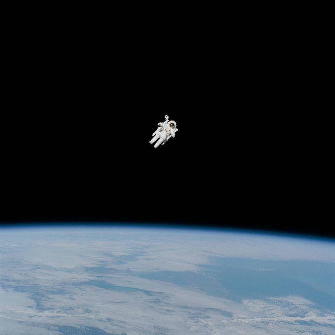 Stunning Spacewalk Photography