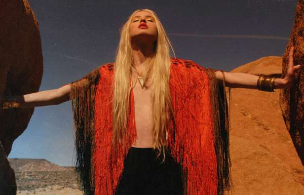 Desert Hippie Advertorials
