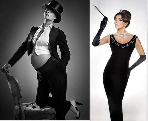 Recreating Old Hollywood