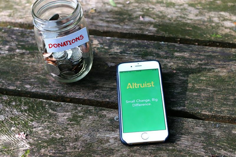 Micro-Donation Apps