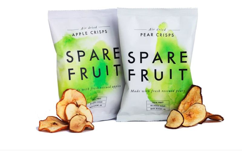 Food Rescue Snack Brands