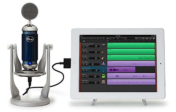 Tablet Microphones Add-Ons