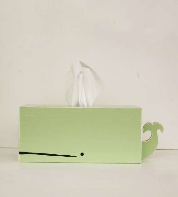Zoological Kleenex Boxes