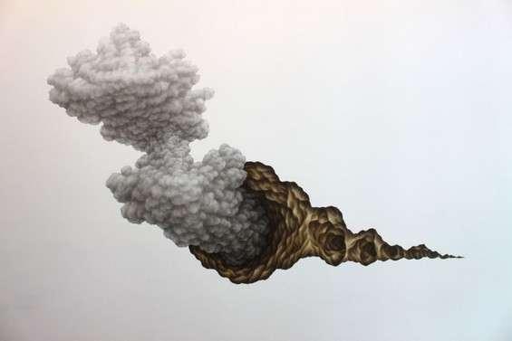 Illusionary Spatial Art