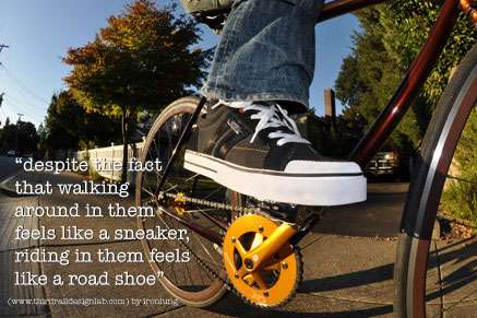 Urban Cycling Sneakers