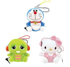 Cutesy Keychain Speakers