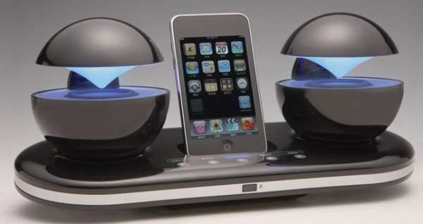 Alien iPod Docks