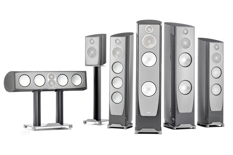 Powerful Beryllium Speaker Bars