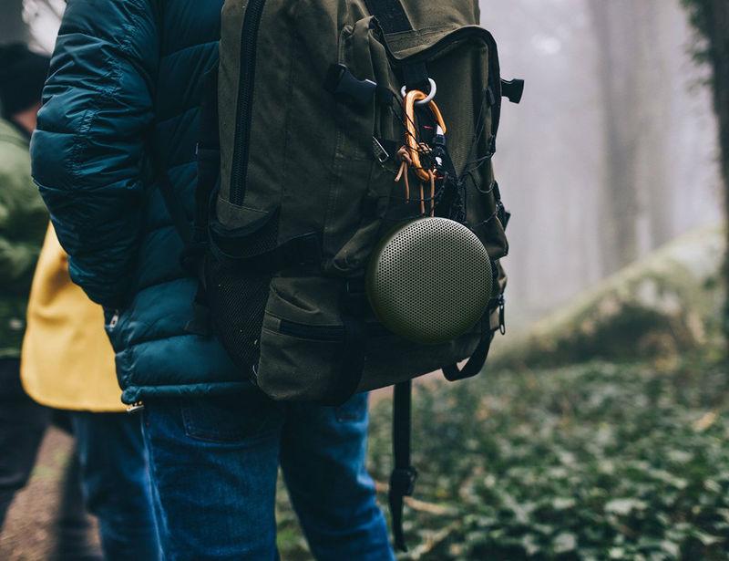 Portable Speaker Pods