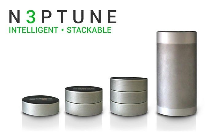 Stackable Speaker Systems