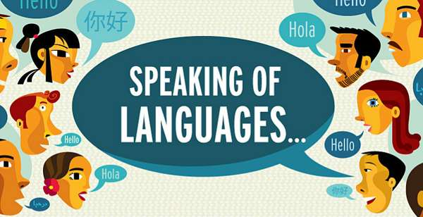 speaking of languages infograph