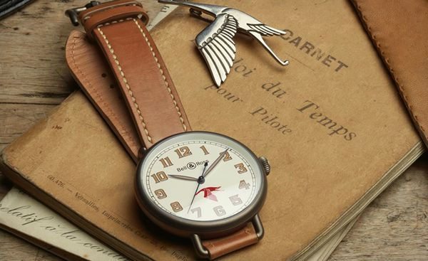 Vintage Aviation Watches
