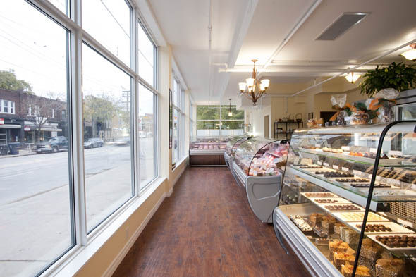 Open-Concept Food Stores