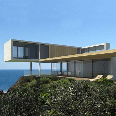 Oceanfront Eco Homes