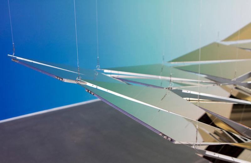 Meteor-Mimicking Sculptures